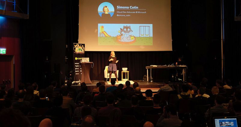 Hop on the serverless adventure with NodeJS - Simona Cotin